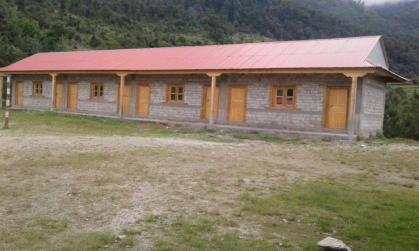 scuola di Nunthala