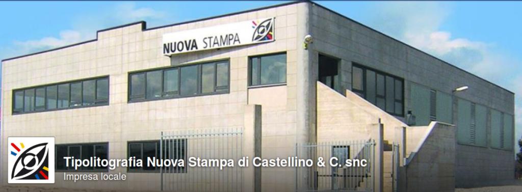 Tipolitografia Nuova Stampa di Castellino & c. Revello