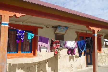 Teacher's Quarter  della scuola di Nunthala
