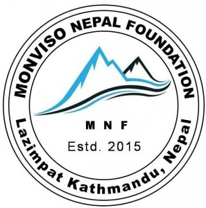 logo monviso nepal foundation