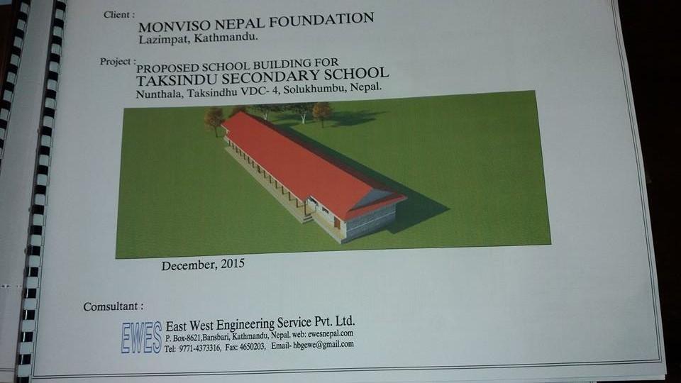 prospetto scuole di Nunthala