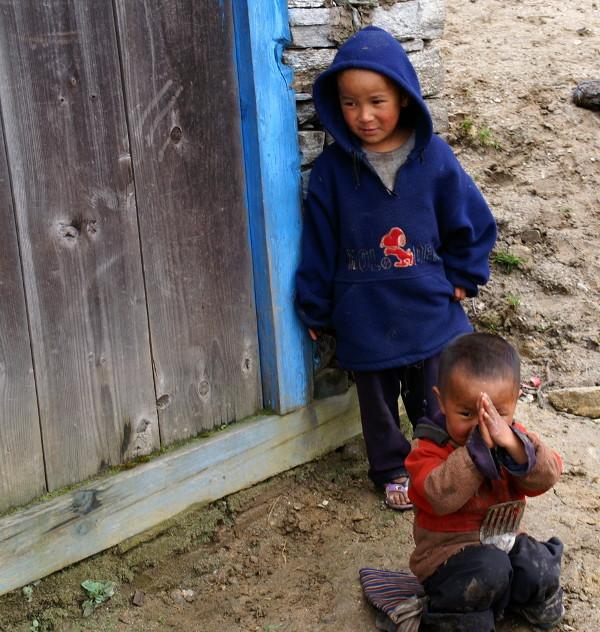 bambini-nepal