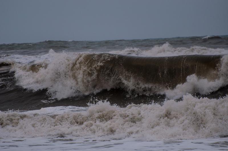 sento il fragore del mare