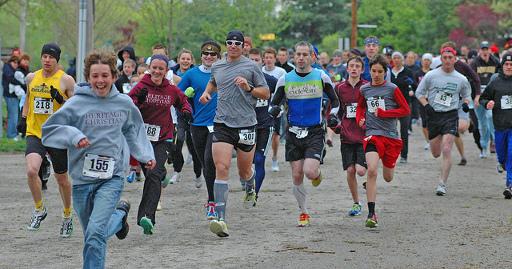 Aspettando il 25 maggio 2016 (cecy  for runners)
