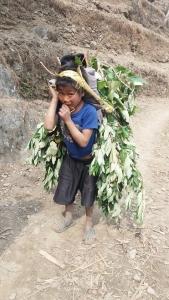 Nunthala: la scuola è per lui