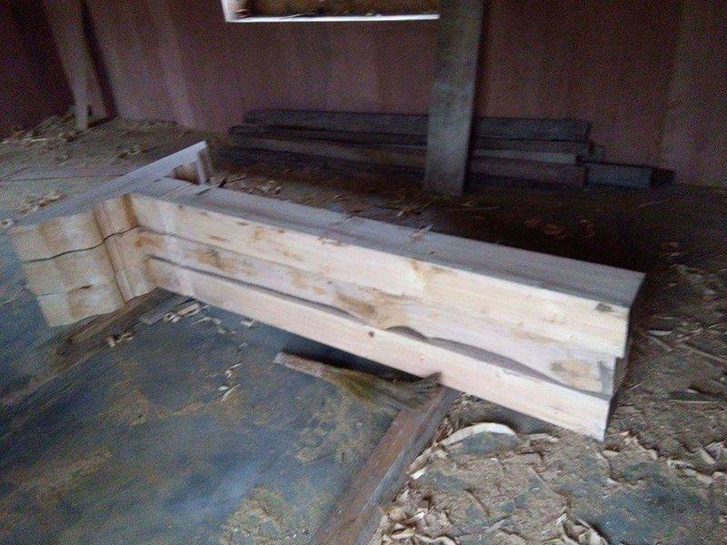 Montanti-in-legno