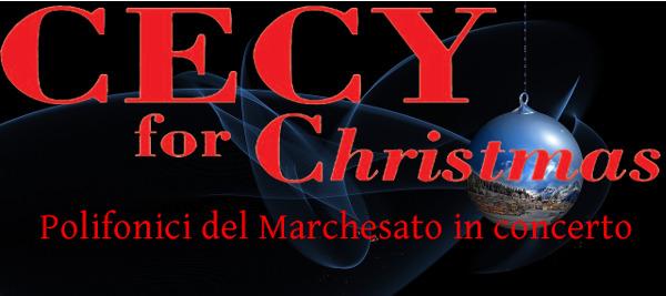 Cecy For Christmas: concerto al Filatoio Rosso