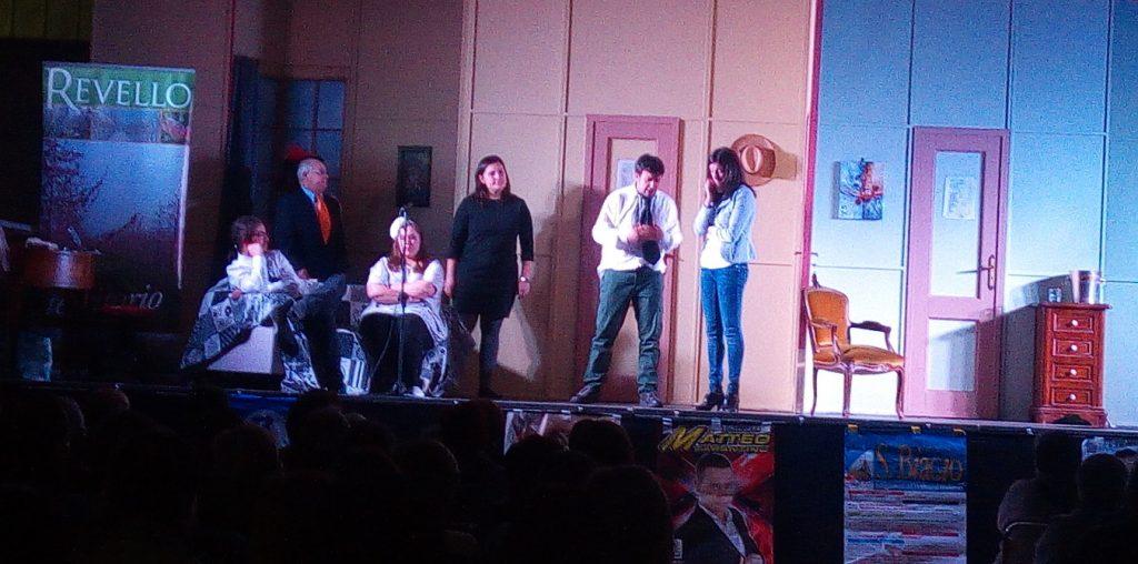 in scena Piccolo Teatro Caragliese