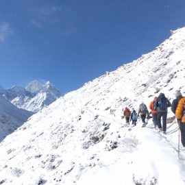 Un cammino che continua (Nepal 2017)