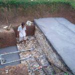 Acquedotto di Chukha: avanzamento lavori (inizio ottobre 2017)