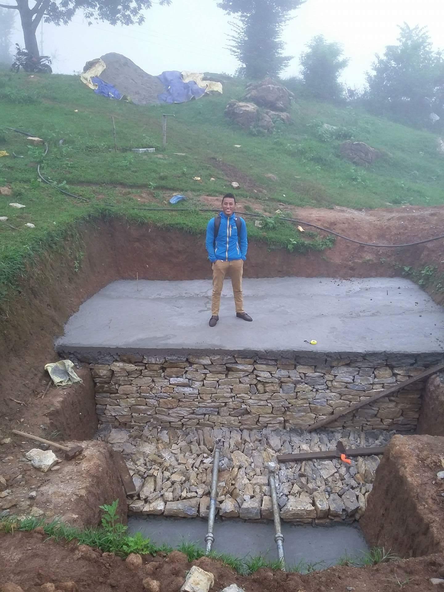 shankarman-acquedotto-chukha-nepal