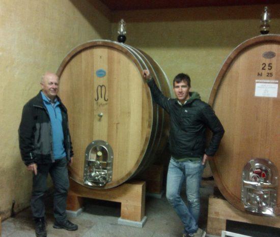 Azienda vitivinicola le marie barge