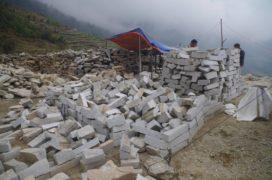 casa famiglia Dil Kumari avanzamento lavori aprile 2019