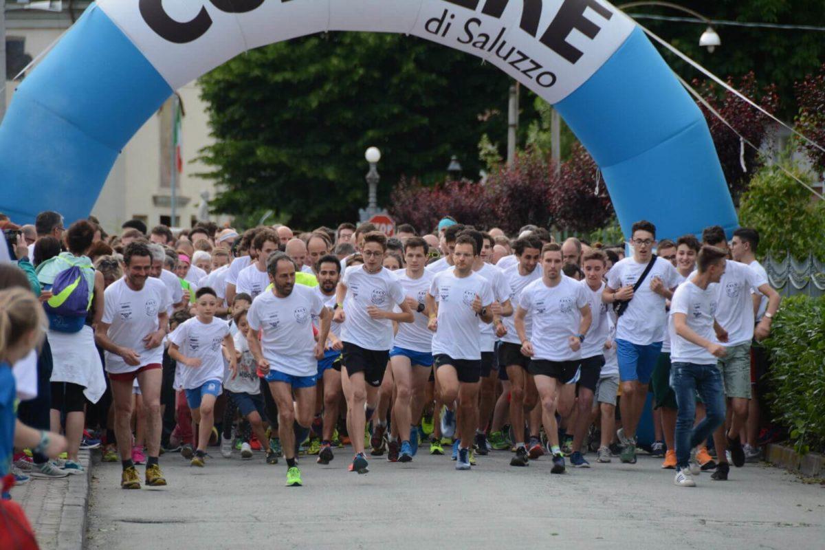 partenza della Cecy for Runners 2019