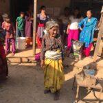 Borse alimentari a Chukha (Nepal)