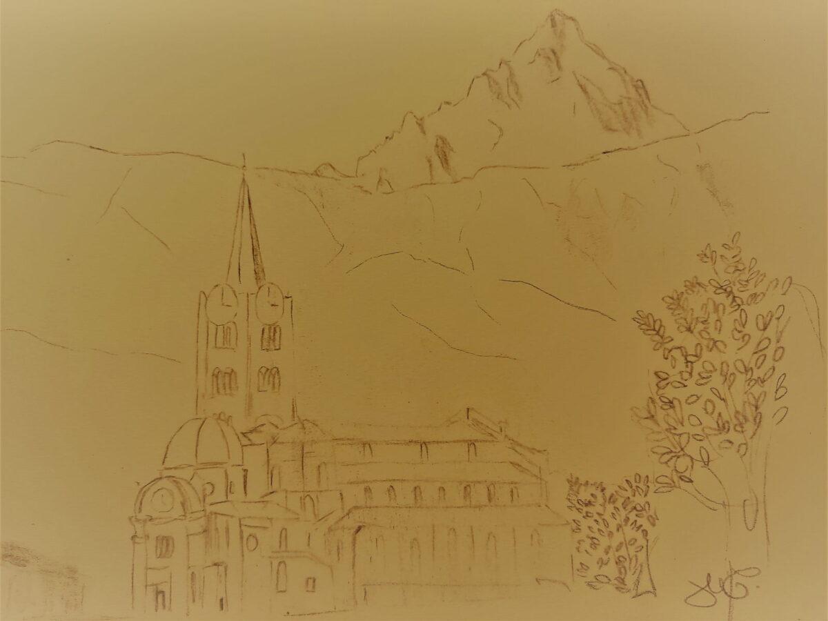 concorso fotografico, disegnato io